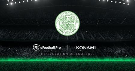 El Celtic FC formará parte de la  eFootball.Pro junto al al FC Barcelona, el Schalke 04 y el AS Monaco