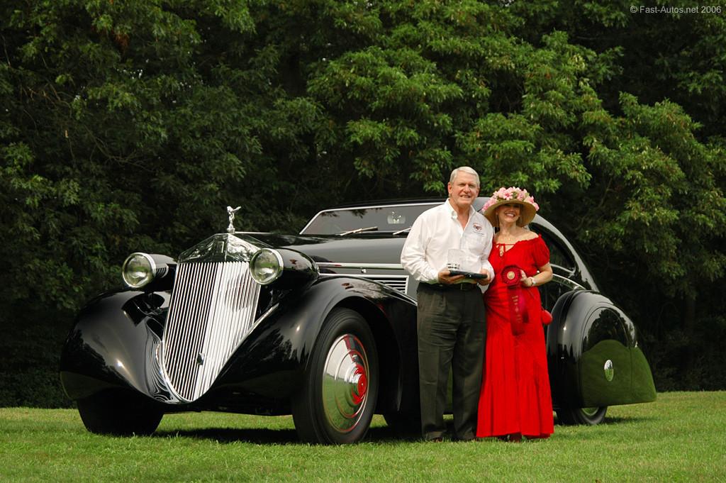 Foto de Rolls-Royce Phantom I Aerodynamic Coupe (4/14)