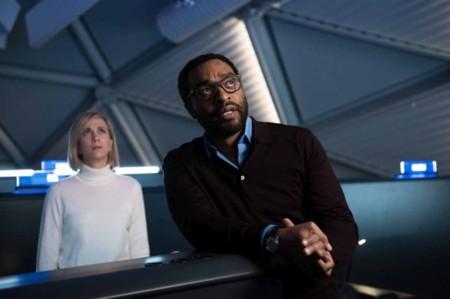 Kristen Wiig y Chiwetel Ejiofor en Marte