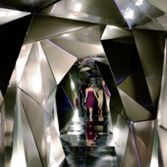 Foto 2 de 12 de la galería hotel-puerta-america-plasma-studio en Decoesfera
