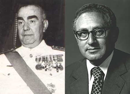 Carrero Y Kissinger