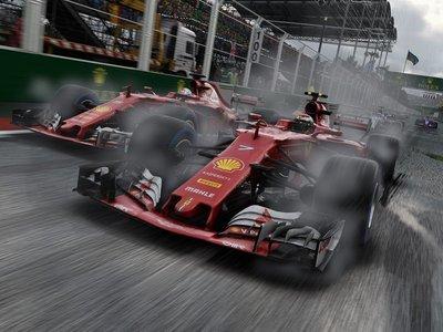 F1 2017 presume de apartado visual con un nuevo tráiler al ritmo de Born to be Wild