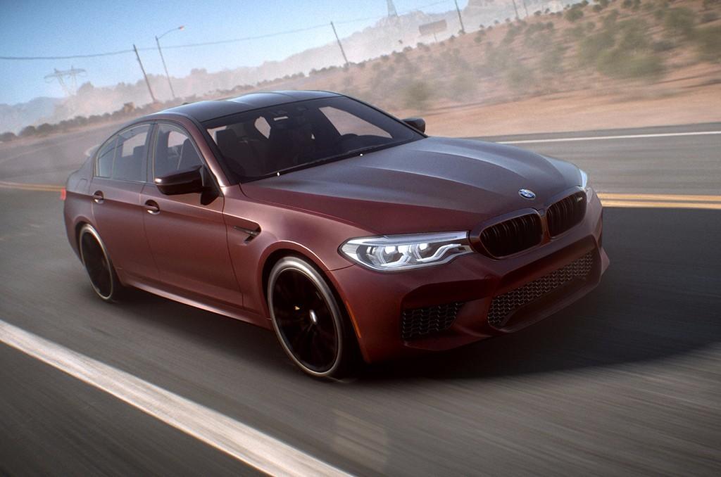 Foto de BMW M5 2018 en Need for Speed Payback (2/3)