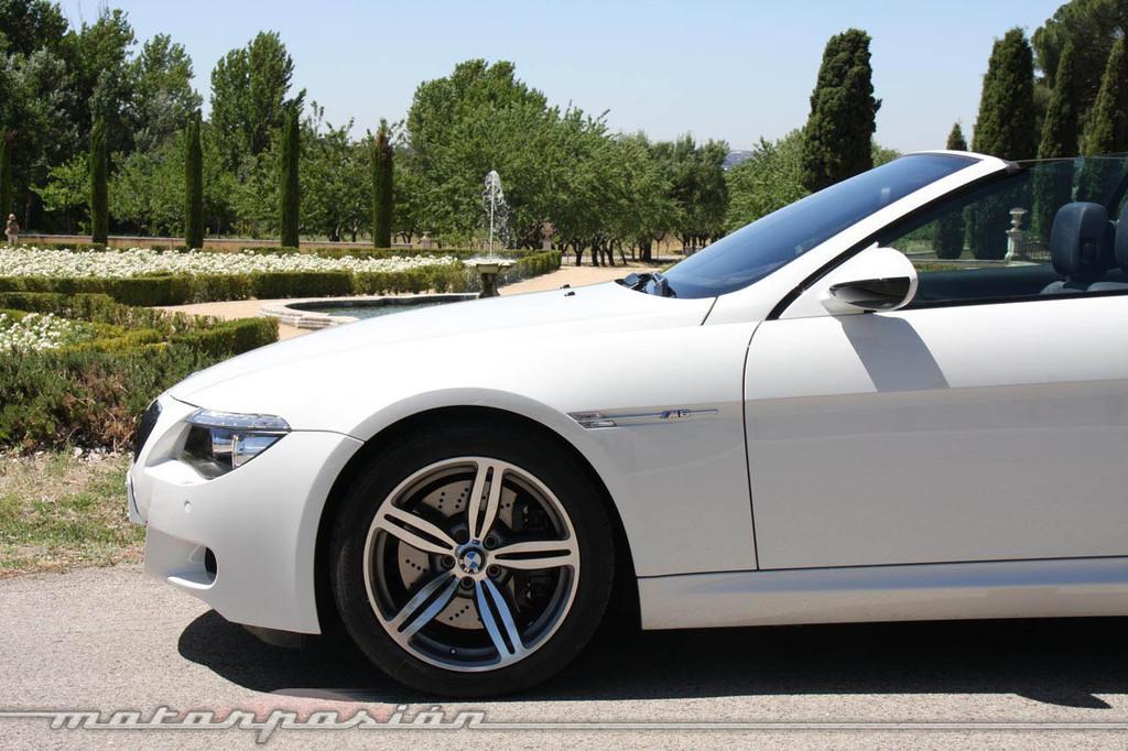 Foto de BMW M6 Cabrio (prueba) (68/68)