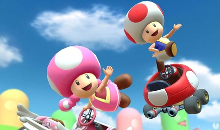 Mario Kart Tour le dará la bienvenida al 2020 con un evento de Año Nuevo