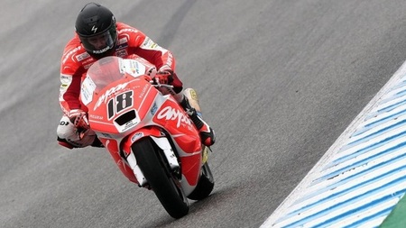 Nico Terol en Jerez