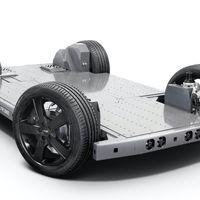 Motor, dirección y suspensión en las ruedas: el vehículo autónomo del futuro en una sola plataforma modular
