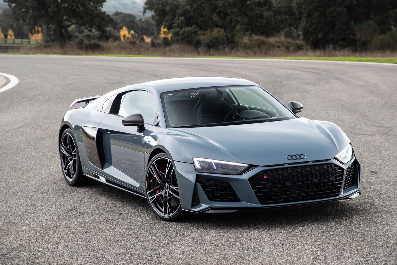 Foto de Audi R8 2019, toma de contacto (92/188)