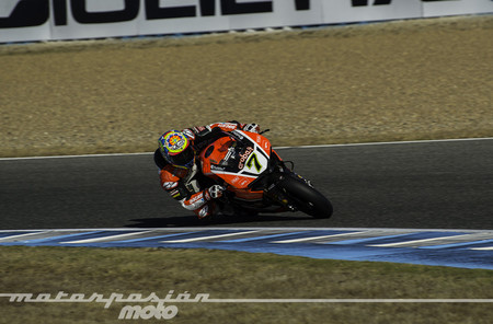 Chaz Davies Ducati 2