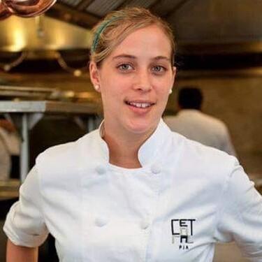 Pia León la mejor chef mujer del mundo este 2021 según 50 Best Restaurants