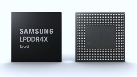 Móviles con más RAM que muchos portátiles: Samsung ya produce en masa sus módulos de 12GB para smartphones