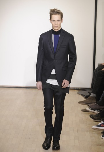 Foto de Raf Simons, Otoño-Invierno 2010/2011 en la Semana de la Moda de París (9/17)
