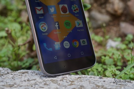 Moto G4 Sin Android Oreo