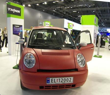 Think City, otro coche eléctrico en el British Motor Show