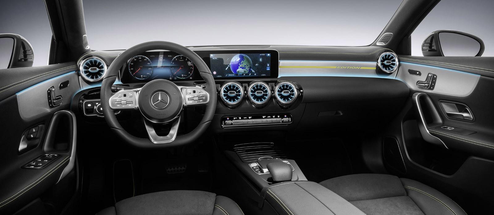 Foto de Mercedes-Benz Clase A 2018: impresiones del interior (6/28)
