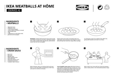 Ikea Albondigas