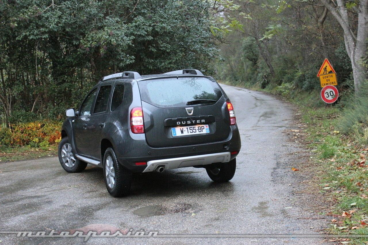 Foto de Dacia Duster 2014 - presentación (10/59)