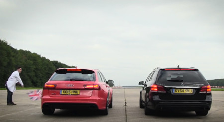 Audi RS6 Avant vs Mercedes-AMG E 63 S Estate. ¿Cuál gana?