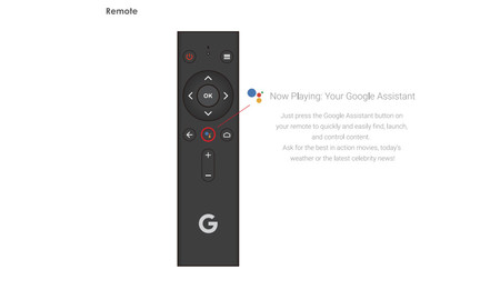 Assistant Remote