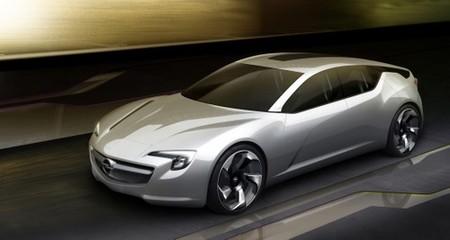 Novedades en el Salón de Ginebra: Opel GT/E Flextreme