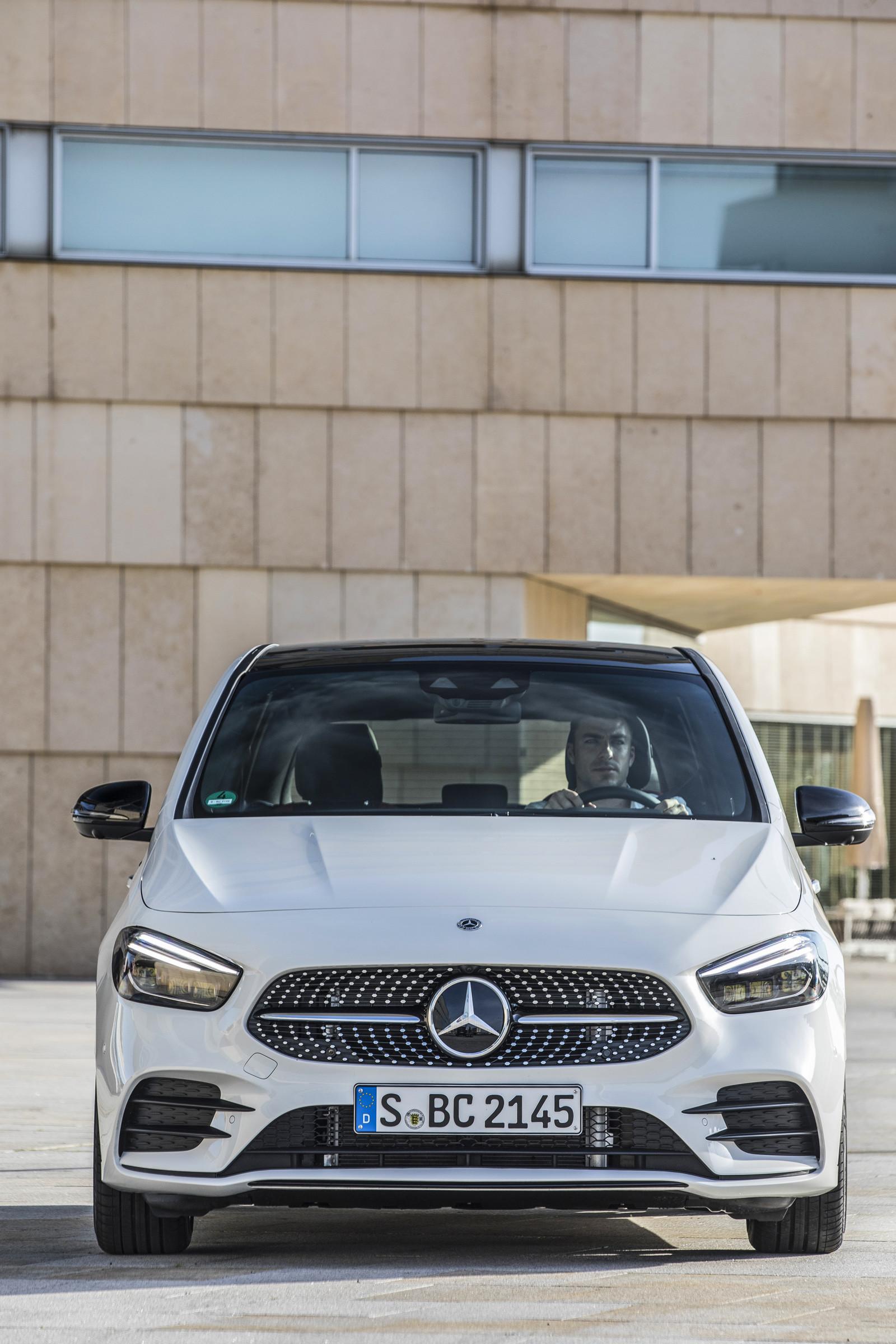 Foto de Mercedes-Benz Clase B 2019 (105/157)