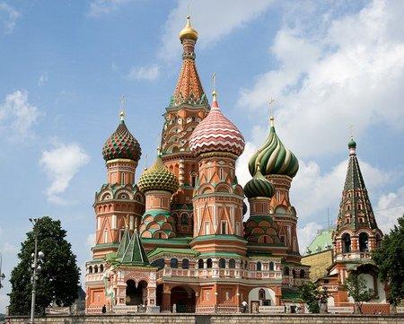 10 curiosidades sobre la Catedral de San Basilio de Moscú