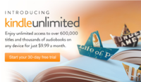 Oficial: Kindle Unlimited es la tarifa plana de libros de Amazon