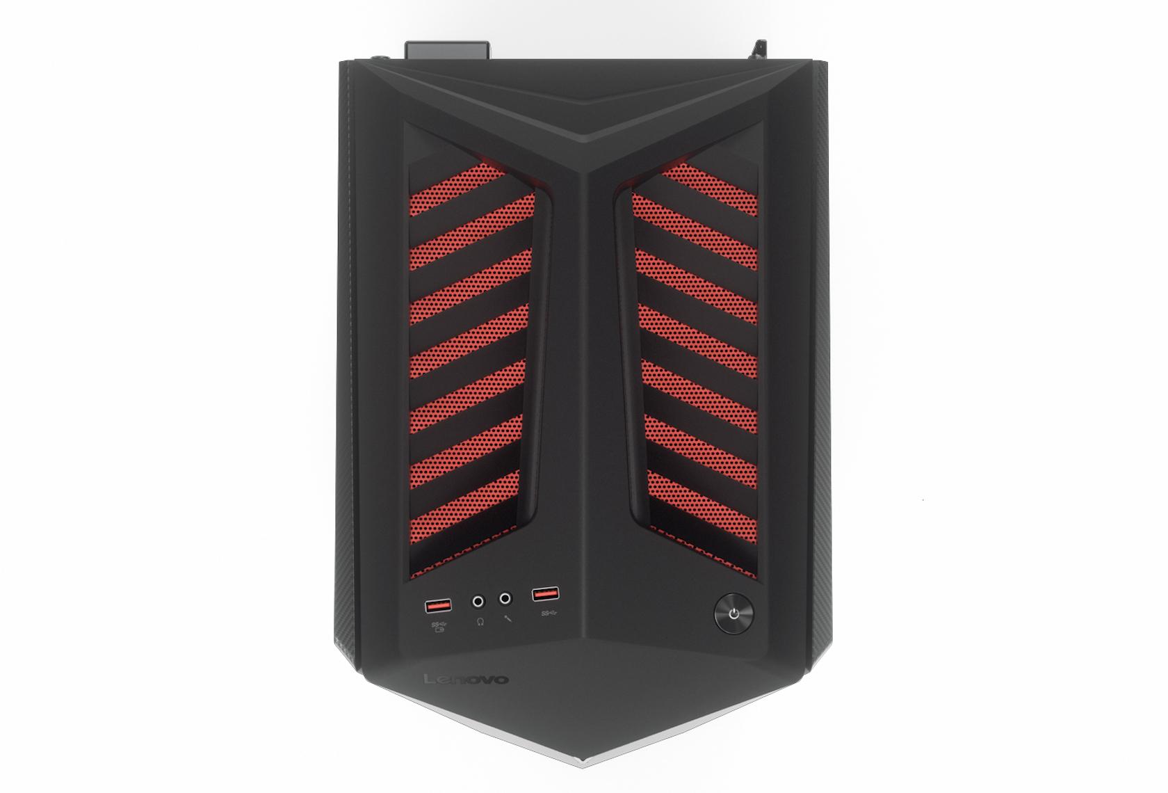 Foto de Lenovo IdeaCentre Y710 Cube (2/9)