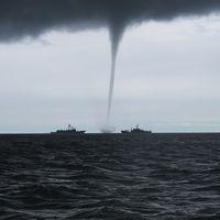 """""""Medicane"""", el huracán mediterráneo que puede aparecer debido al temporal que ya empieza a azotar el levante español"""