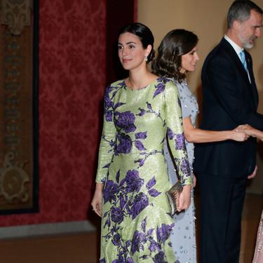 Sassa de Osma luce el vestido perfecto de invitada de boda