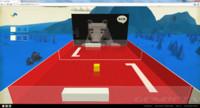 Cube Slam, el viejo Pong aderezado con WebRTC y mucho más