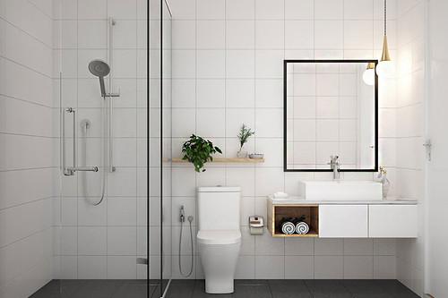 7 ideas para crear un ambiente minimalista en el baño