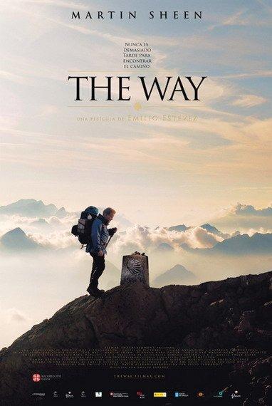 'The Way' de Emilio Estévez, cartel y tráiler