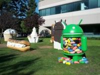 Se superan los 500 millones de dispositivos Android en el mercado