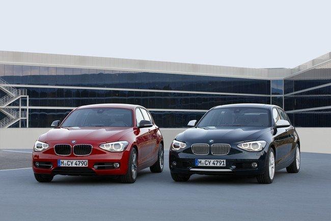 Nuevo BMW Serie 1 2012
