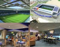 El Español busca rentabilizar su nuevo estadio