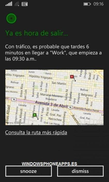 Cortana Espanol