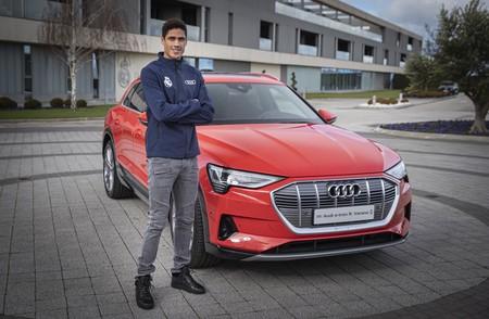 Audi E Tron Varane