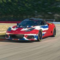 Este Lotus Evora GT4 Concept adelanta el futuro coche de carreras de Hethel: 456 CV para 1.200 kilogramos
