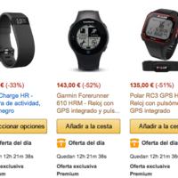 Cazando gangas en Amazon Premium Day: especial artículos deportivos