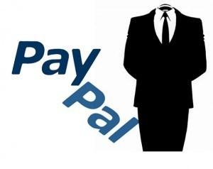 Anonimous hackea 28.000 contraseñas de PayPal.