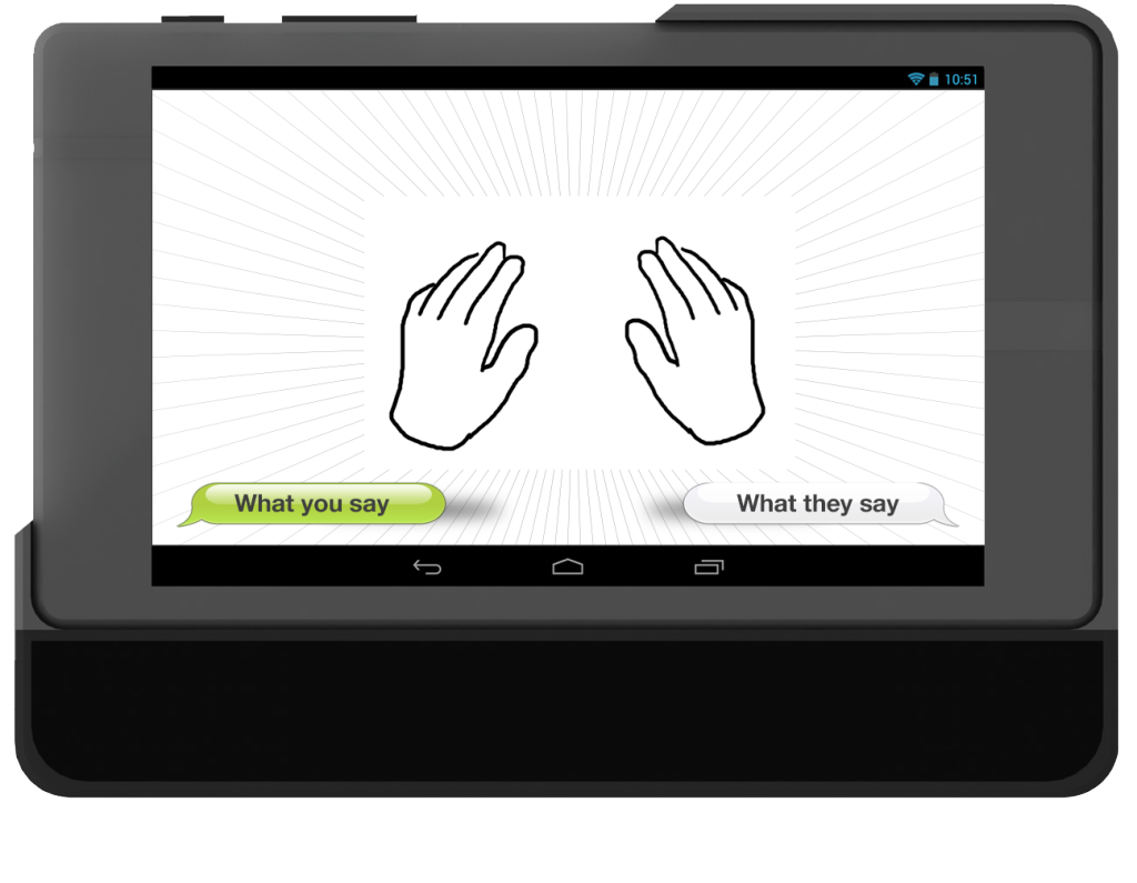MotionSavvy: Leap Motion al servicio de la interpretación de la lengua de signos