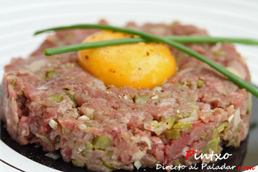 Receta en vídeo de Steak Tartar