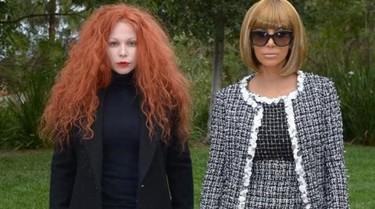 ¿Es Anna Wintour? No, es Kim Kardashian (o cómo las mejores sorpresas de Halloween las encontramos en Instagram)