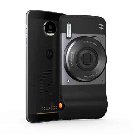 Moto 34 With Phone White