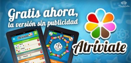 Atríviate lanza su versión sin publicidad en Amazon en primicia y totalmente gratis