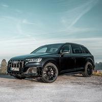El Audi SQ7 se desmelena con la ayuda de ABT, que exprime el SUV hasta los 520 CV y 970 Nm de par