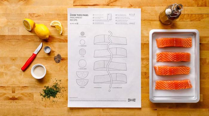 Foto de Ikea recetas 'Cook this page' (11/13)