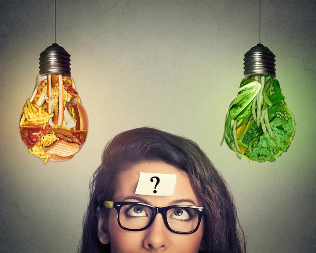 ¿Qué Alimentacion Debemos Seguir?: comestibles para un cerebro sano