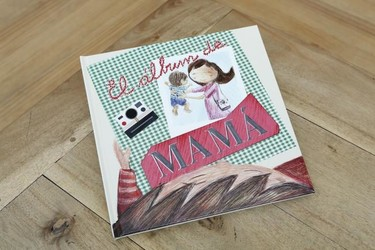 """""""El álbum de mamá"""", un cuento para explicar a los niños el cáncer de mama"""